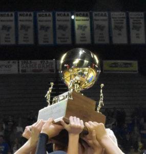 UHS Girls Basketball State Champions 3-10-18-68