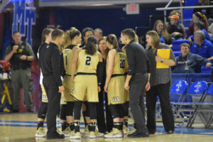 UHS Girls Basketball State Champions 3-10-18-84