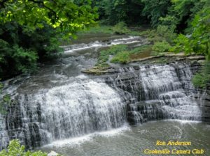 Burgess Falls Middle Falls