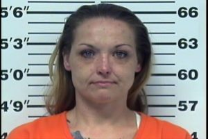 Derby, Brandi Marie - Driving on Revoked DL; Poss Controlled Sub; Felony Poss Drug Para; Need Description