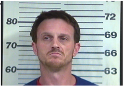Dishman, Johnny Dale - Felony Poss Meth