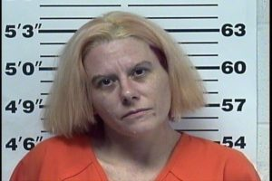 Gregory, Michelle Leanne - Theft of Property
