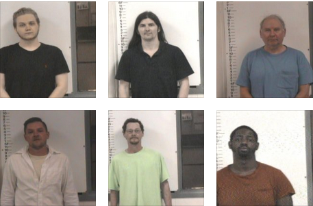 Putnam County Mugshots 4/9/18 | Upper Cumberland Reporter