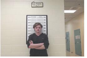 Fry, Jordon N - CC Violation of Probation