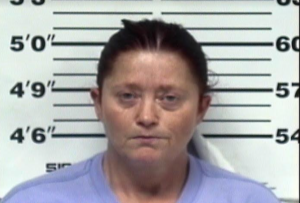 Goolsby, Sherry Delane - Theft of Property