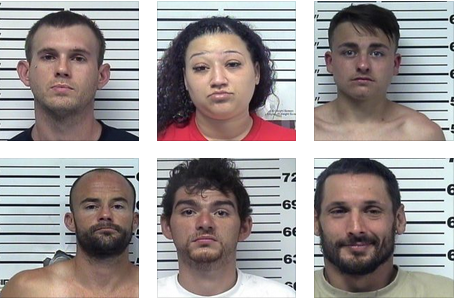 Smith County Mugshots 5/21/18 | Upper Cumberland Reporter