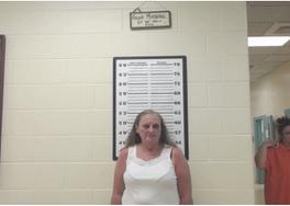 Threet, Letitia D - Theft Under $1000; Criminal Trespassing X 6; Poss Drug Para; Poss SCH II