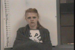 Anderson, Ashley Lynn - Criminal Impersonation