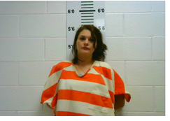 Barrett, Natalie Gail - Poss of Meth with intent to Sell