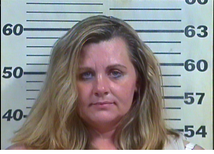 Golliher, Samantha Jean - Driving on Revoked