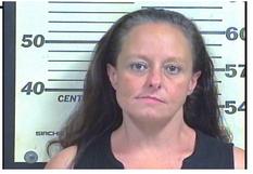 Presley, Angela Kaye - CC Violaton of Probation