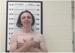 Slaven, James D - Criminal Trespass