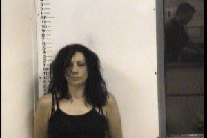 Conley, Amanda Marie - GS Violation of Probation Theft
