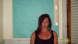 Reppert, Randi Danielle - Driving on Revoked; Theft of Property over $2500.00