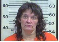 Stevens, Lecinda Janene - Resisting Arrest; Simple Possession