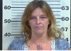 Freeman, Tina - Public Intoxication