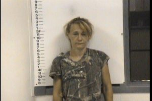 Goans, Angela Dawn - Driving on Revoked Suspended License; DUI