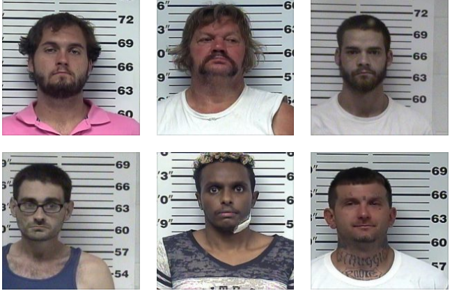 Smith County Mugshots 10-15-18 | Upper Cumberland Reporter