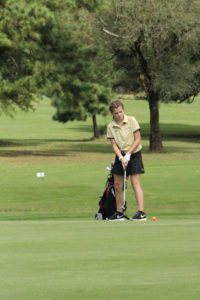 AA Region Golf Tournament 10-01-18-19