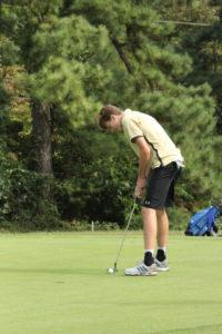 AA Region Golf Tournament 10-01-18-21