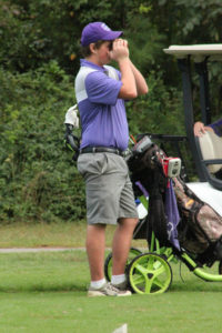 AA Region Golf Tournament 10-01-18-22