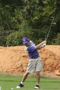 AA Region Golf Tournament 10-01-18-24