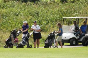 AA Region Golf Tournament 10-01-18