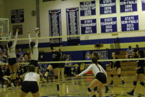 UHS VB District Tournament Playin-Semi Finals 10-01-18-90