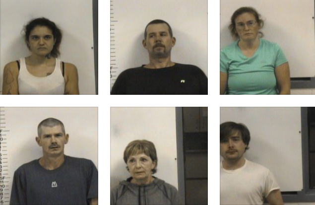 Putnam County Mugshots 11/20/18 | Upper Cumberland Reporter