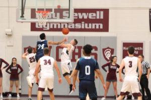 Basketball vs Siegel 11:13:18095