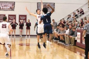 Basketball vs Siegel 11:13:18116