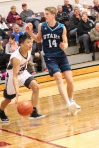 Basketball vs Siegel 11:13:18121