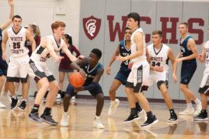 Basketball vs Siegel 11:13:18129
