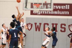 Basketball vs Siegel 11:13:18130