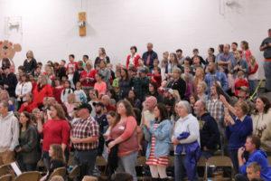 Cane Creek Veterans='s Day Program 11-9-18-76