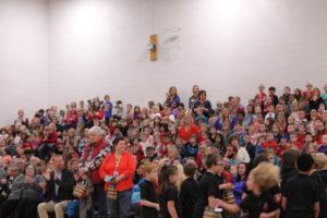 Cane Creek Veterans='s Day Program 11-9-18-81