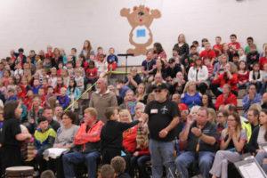 Cane Creek Veterans='s Day Program 11-9-18-82