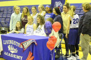 LA Softball Player Abi Ledbetter Signs with Belmont 11-14-18-22
