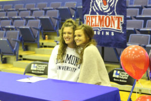 LA Softball Player Abi Ledbetter Signs with Belmont 11-14-18-28