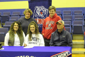 LA Softball Player Abi Ledbetter Signs with Belmont 11-14-18-39