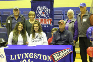 LA Softball Player Abi Ledbetter Signs with Belmont 11-14-18-40