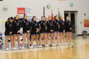 MHS Basketball vs Van Buren 11-27-18