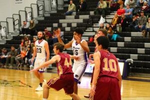 MHS Basketball vs Van Buren 11-27-18-36