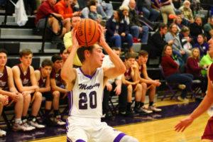 MHS Basketball vs Van Buren 11-27-18-42