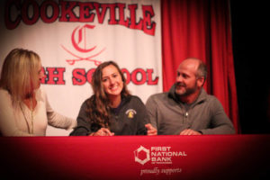 Meg Ivey Signs with TTU Soccer 11-14-18-10