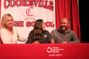 Meg Ivey Signs with TTU Soccer 11-14-18-11