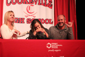 Meg Ivey Signs with TTU Soccer 11-14-18-12