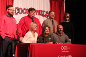Meg Ivey Signs with TTU Soccer 11-14-18-13