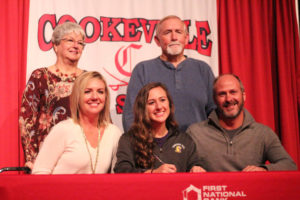 Meg Ivey Signs with TTU Soccer 11-14-18-9