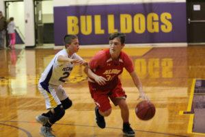 Rickman Basketball vs AMS 11-8-18-19